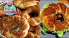 Simit Tarifi | Evde Basit Çıtır Simit ve Nefis Sandviç Nasıl Yapılır? Ayşenur Altan Tarifleri