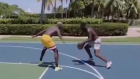 Pogba'nın basketbol aşkı