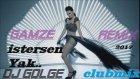 Dj.GoLgE ft. Gamze - İstersen Yak Remix 2017 #Dance Version