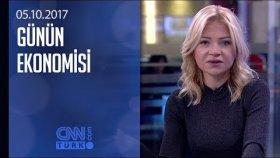 Günün Ekonomisi 05.10.2017 Perşembe