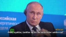 Putinden Karadeniz Fıkrası -  Asın Bayrakları