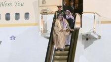 Suudi Kralın Yürüyen Altın Merdiveni Arızalandı