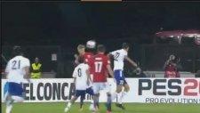 Martin Linnes'in San Marino'ya Attığı Gol