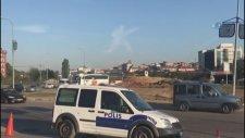 Sancaktepe'de Şaşkına Uğratan Asker Şekli