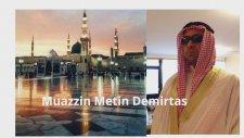 İqamah Salah Masjid Nabawi Madinah Al Munawwarah. Mescidi Nebevide Kamet. Medine Müezzini Taklidi.