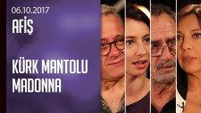 Kürk Mantolu Madonna Tiyatro Oyununu Anlattılar - Afiş 06.10.2017 Cuma