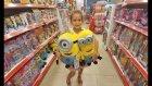 Mall Of Antalya Sinema Öncesi Toyzzshop Oyuncak Alışverişe Yeni Oyuncaklar Bulduk Hiçbirşey Almadık