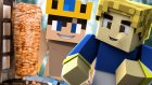 Minecraft Conconcraft - Dönerci Burak Geliyor