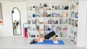 Sarkık Kolları Sıkılaştırıcı Ev Egzersizleri