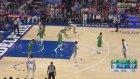 Furkan Korkmaz NBA'dekilerin Gözünü Ters Smaçla Korkuttu