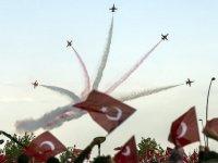 Solo Türk - 25. Yıl Gösterisi