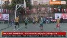 3x3 Sokak Basketbolu Turnuvasında Şampiyon Çamaşırcılar Oldu