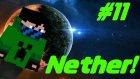 Nether ! | Minecraft | Gt New Horizons | Bölüm 11