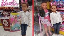 Oyun Evinde Körebe , Özdilek Avm Locopoco Da Dev Barbie Alışverişi, Eğlenceli Çocuk Videosu