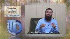 Eşleri ile Tartışan Müslümanlara Nasihat Ebu Hanzala Hoca
