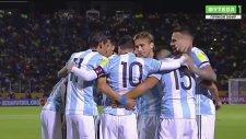 Ekvador 1-3 Arjantin (Maç Özeti - 11 Ekim 2017)