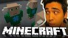 Karanlıktaki Cinler - Minecraft Macera Haritaları