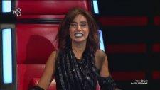 Yıldız Tilbe'den Yarışmacıya Hiç Beklemediği Soru! Yalancının  (O Ses Türkiye 10 Ekim 2017)
