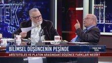 Ahmet Arslan: Her Şeyin Ölçüsü Tanrı Olursa Bilim Yapılamaz