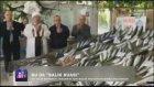 Balık Tezgahı Başında Balık Duası Yapmak