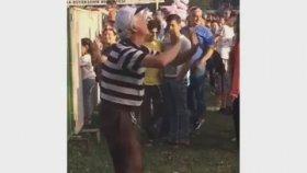 Bulgaristan Göçmeni Dayı'nın Çılgınca Dans Etmesi