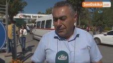 Petrol İş Sendikası Aliağa Şube Başkanı Ahmet Oktay: