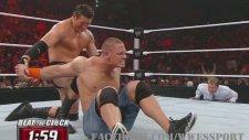 Raw: John Cena vs Wade Barrett (Türkçe Anlatım) Bilgehan Demir
