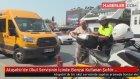 Ataşehir'de Okul Servisinin İçinde Bonzai Kullanan Şoför Gözaltına Alındı