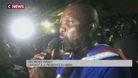 Dünyaca Ünlü Futbolcu Weah'in Ülkesi Libya'da Cumhurbaşkanı Olması
