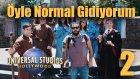 Hollywood Stüdyoları Los Angeles - Öyle Normal Gidiyorum 2
