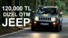 120.000 TL'ye dizel otm Jeep: Renegade test sürüşü
