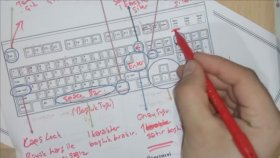 5. sınıf Bilişim Teknolojileri 2. Dönem 1. Yazılı Sorularının Çözümü