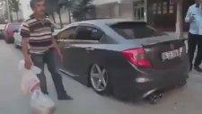 Dayının Modifiyeli Honda İle İmtihanı