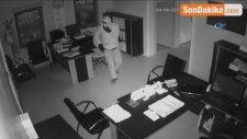 Tam Teçhizatlı, Maskeli Çelik Kasa Hırsızları Yakalandı