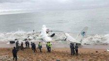 Fildişi Sahilleri'nde Uçak Kazası