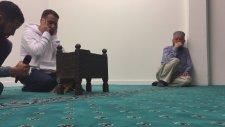 Metin Demirtaş & İsam B. Qur'ân recitation og dansk oversættelse. Kuran tilaveti ve danca meali.
