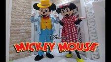 Miki Mouse Ve Mini Mouse Kostümler , En Güzelini Seçiyoruz. Mickey Mouse Costume Challenge