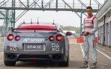 PS4 Koluyla Helikopterden Kontrol Edilen Nissan GTR