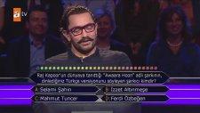 Aamir Khan'a İzzet Altınmeşe Sorusu Sormak! - Kim Milyoner Olmak İster
