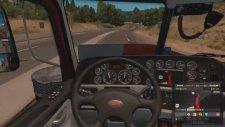 American Truck Simulator-Bölüm 1-Adam Bizi Taklaya Getirdi !