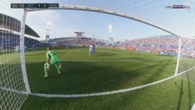 Getafe 1-2 Real Madrid - Maç Özeti izle (14 Ekim 2017)
