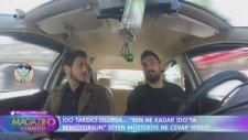 İdo Tatlıses Taksi Şöförü Olursa