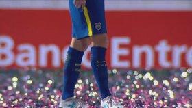 Boca Juniors Maçına 20 Dakikalık Konfeti Engeli