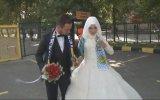 Damadın Gelini Önce Maça Sonra Düğün Salonuna Götürmesi
