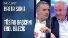 Erol Bilecik Siyasi Gündemin Ekonomiye Etkilerini Yorumladı - Hafta Sonu 14.10.2017 Cumartesi