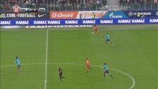 Mancini'nin Zenit'i İlk Yenilgisini Tattı!