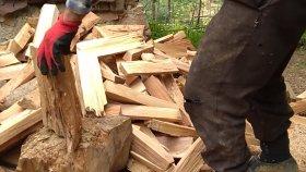 Odun Nasıl Kesilir Görün