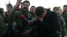 Peşmerge Çatışmadan Kaçınca Rudaw Muhabiri Ağladı