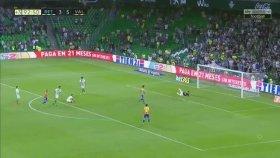 Real Betis 3-6 Valencia (Maç Özeti - 15 Ekim 2017)