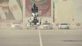 Dubai Polisi Suçla Mücadelede Hoverbike'ları Kullanacak!